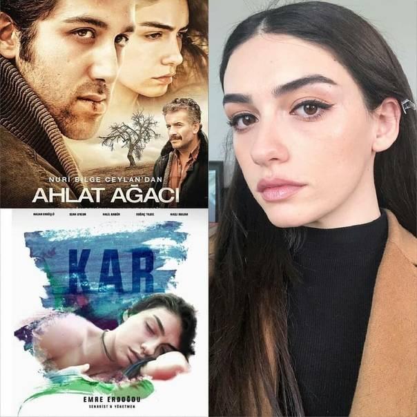 ✔️ Ассоциация Союза Писателей (Siyad) выдвинули кандидату молодой актрисы Хазар ...