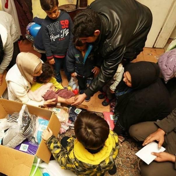 ✔️ Гамзе Озчелик и её журнал, продолжают оказывать материальную помощь в поддерж...